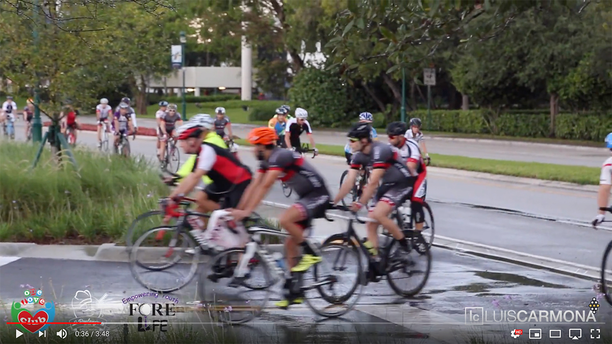 BIKE FOR A CAUSE - AVENTURA PARK SQUARE