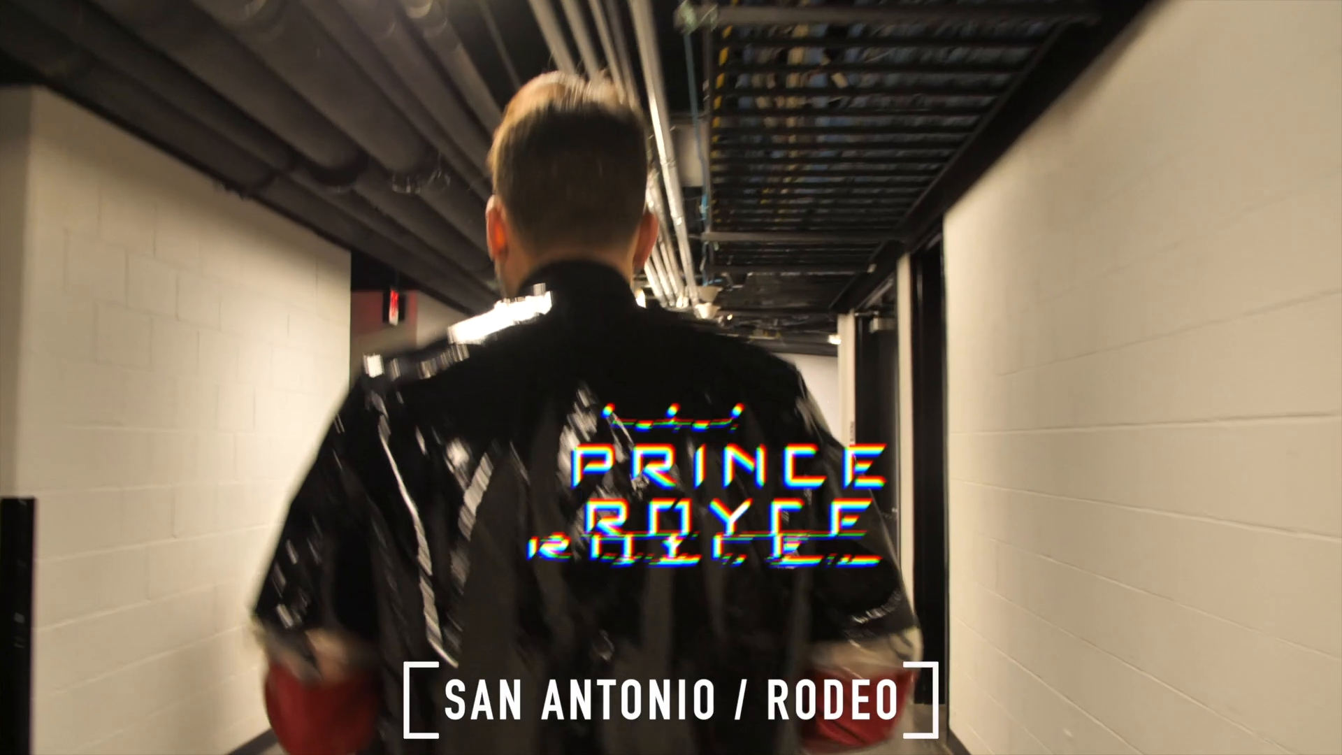PRINCE ROYCE - RODEO SAN ANTONIO TEXAS