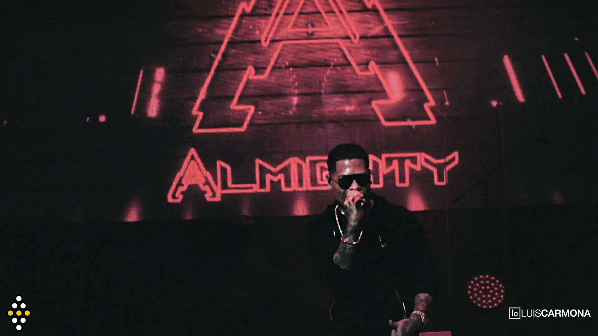 ALMIGHTY - HARD ROCK LIVE MIAMI