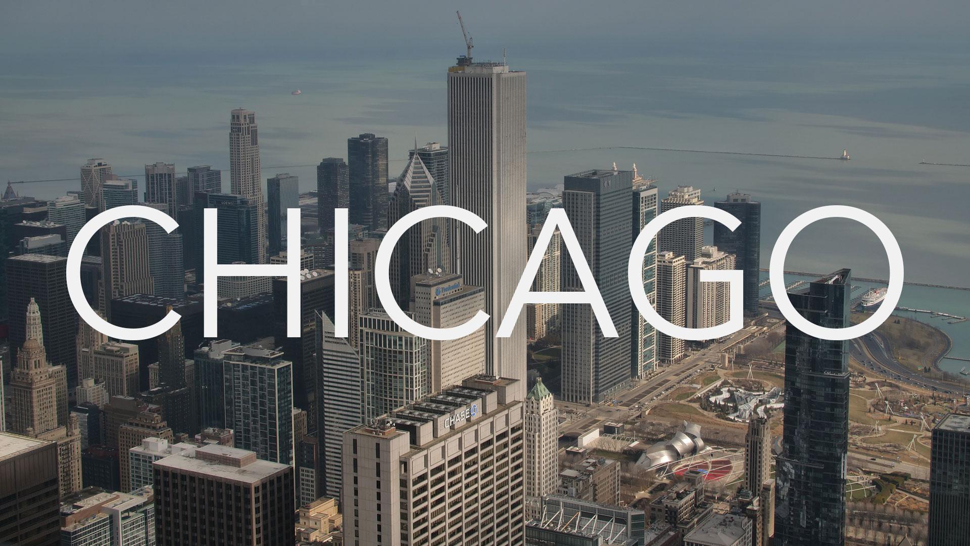 CHICAGO WAS FUN