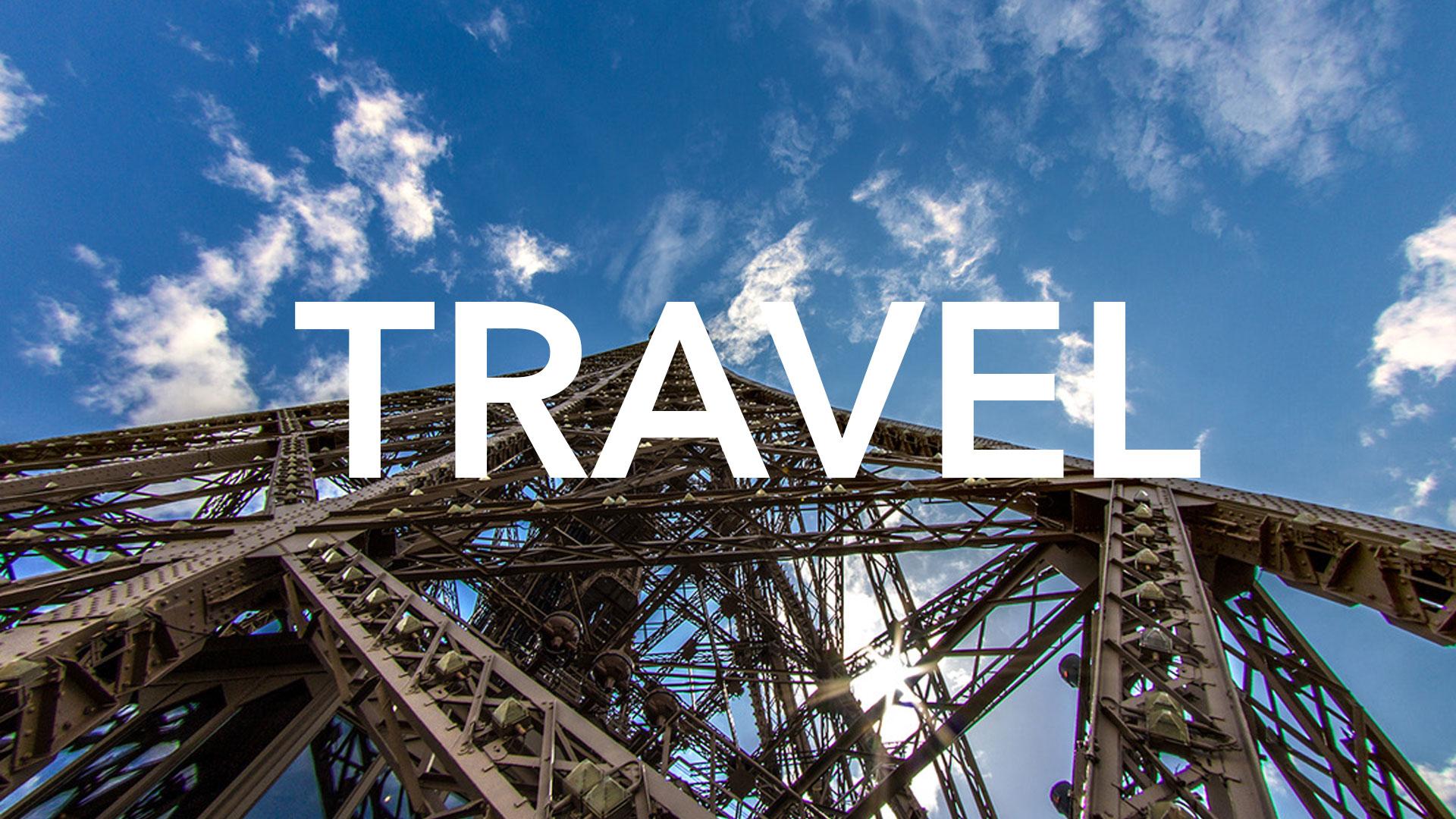 TRAVEL - PARIS - BUENOS AIRES - ROME