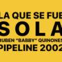 """RUBEN """"BABBY"""" QUINONES - LA QUE SE FUE SOLA"""