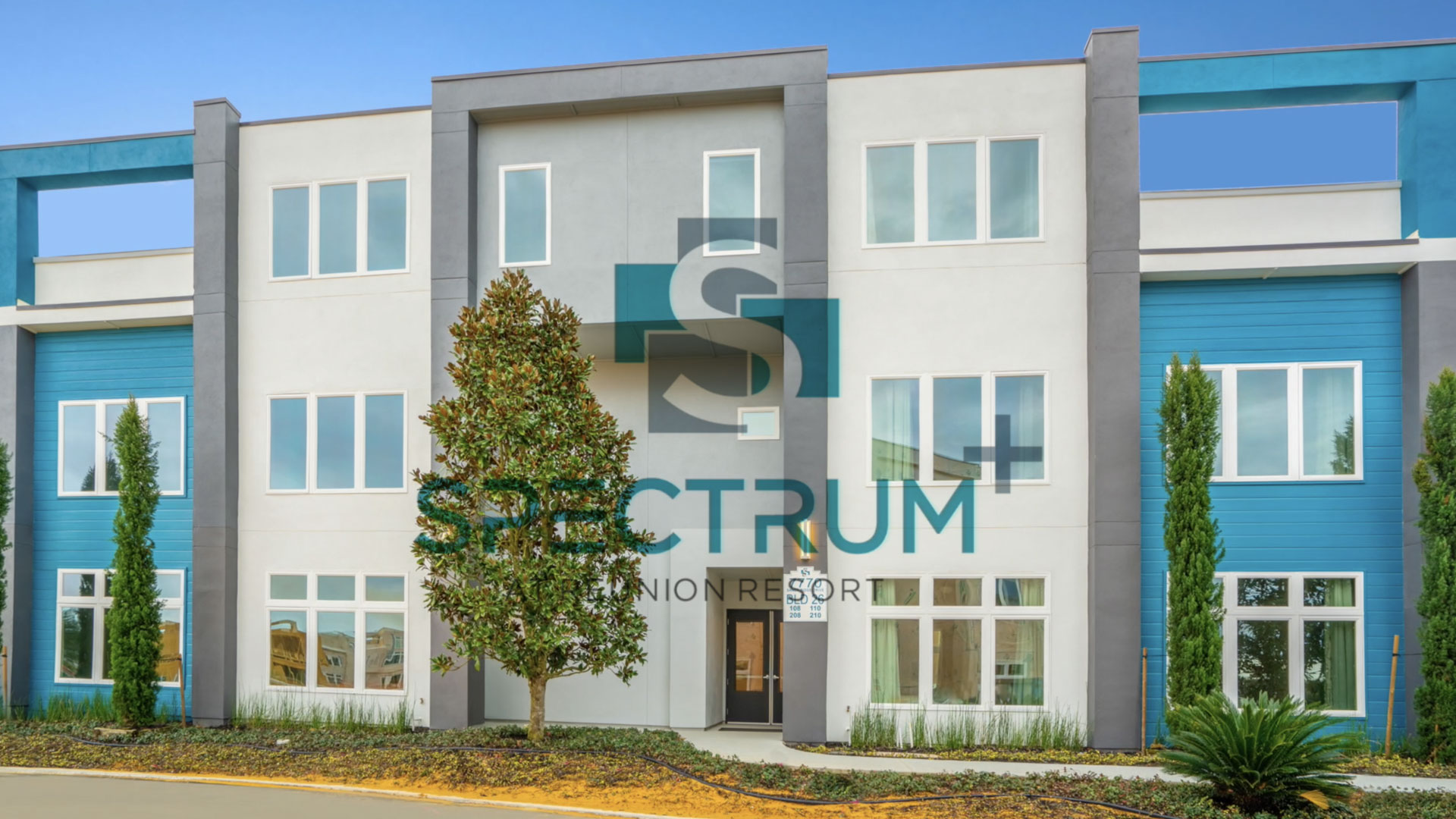 SPECTRUM + AT REUNION RESORT - ORLANDO