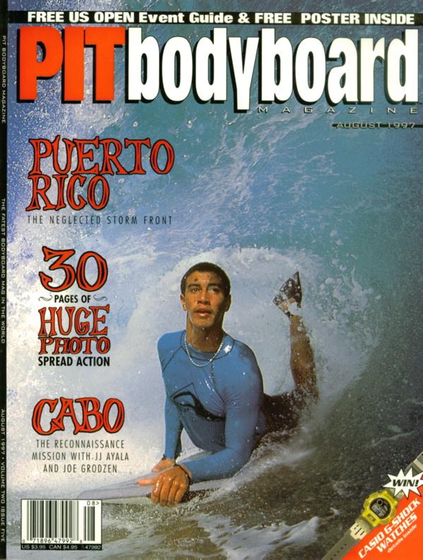 Pit Boadyboard Magazine